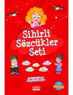 Selen Yayınları Sihirli Sözcükler Seti (5 Kitap)