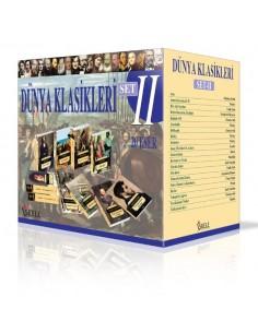 İskele Yayınları Dünya Klasikleri Set-2 (20 Kitap)