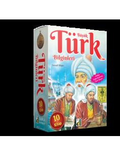 Damla Yayınları Büyük Türk Bilginleri