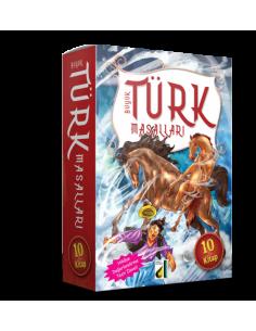 Damla Yayınları Büyük Türk Masalları (10 Kitap)