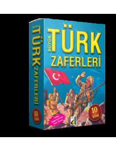 Damla Yayınları Büyük Türk Zaferleri ( 10 Kitap )