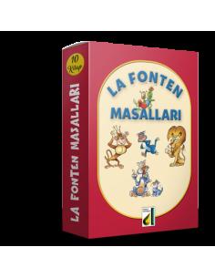 Damla Yayınları La Fonten Masalları Dizisi (10 Kitap)