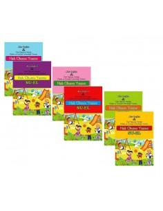 Yuka Kids Hızlı Okuma Yazma Seti (Özel Öğrenme Güçlüğü, Disleksi ve Fonolojik Farkındalığa Yardımcı)