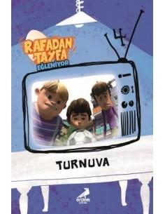 Rafadan Tayfa Eğleniyor: Turnuva - Erdem Yayınları