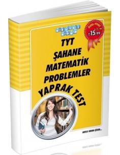 Akıllı Adam TYT Şahane Matematik Problemler Yaprak Test