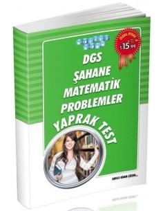 Akıllı Adam DGS Şahane Matematik Problemler Yaprak Test