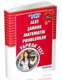 Akıllı Adam ALES Şahane Matematik Problemler Yaprak Test