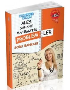 Akıllı Adam ALES Şahane Matematik Problemler Soru Bankası