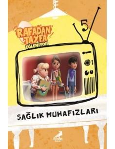 Rafadan Tayfa Eğleniyor: Sağlık Muhafızları - Erdem Yayınları