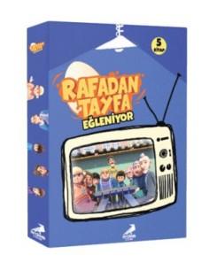 Erdem Yayınları Rafadan Tayfa Eğleniyor Seti (5 Kitap)