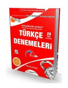 Paragrafın Şifresi TYT Türkçe 20 Deneme Sınavı