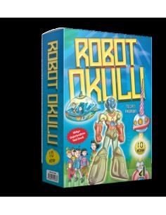 Damla Yayınları Robot Okulu (10 Kitap)