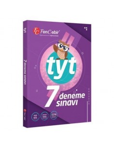 FenCebir Yayınları AYT 7'li Deneme Sınavı