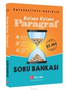 FenCebir Yayınları Üniversiteye Hazırlık Kelime Kelime Paragraf Soru