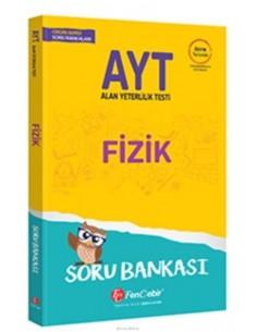FenCebir Yayınları AYT Fizik Soru Bankası
