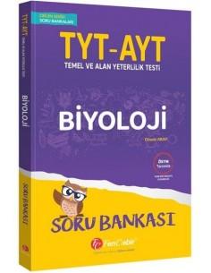 FenCebir Yayınları TYT/AYT Biyoloji Soru Bankası