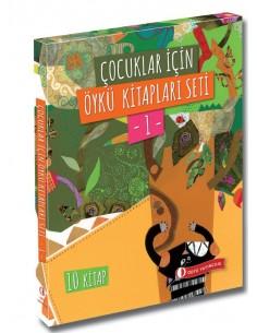 ODTÜ Çocuklar İçin Öykü  Kitapları Seti - 1 (10 Kitap)