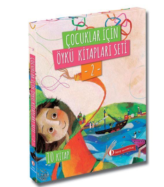 Odtü Yayınları 1. ve 2.Sınıf Ödüllü Çocuk Kitapları Seti -2- (15 kitap)