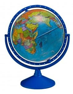 Işıksız Siyasi Küre 360 Derece (30 cm) - Gürbüz Yayınları