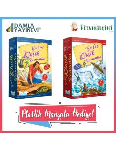Damla Yayınları Kampanyalı Klasik Romanlar Dizisi (20 Kitap)
