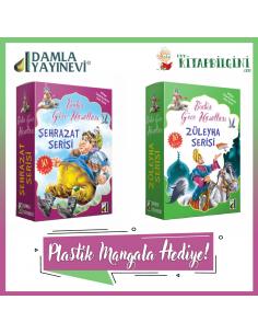 Damla Yayınları Binbir Gece Masalları Kampanyalı Set (20 Kitap)