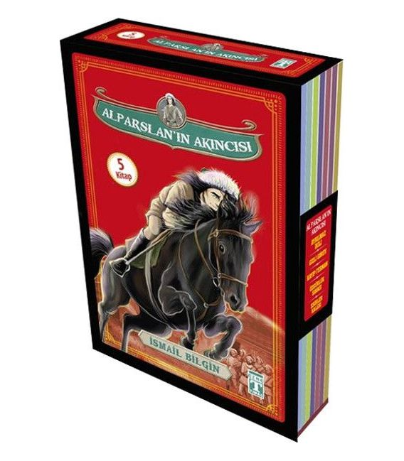Timaş Alparslan'ın Akıncısı Kampanyalı Hikaye Seti (10 Kitap)