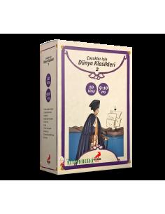 Erdem Çocuklar İçin Dünya Klasikleri - 2 (10 Kitap)