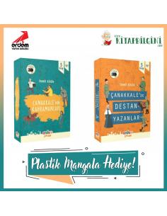 Erdem Yayınları Çanakkale Dizisi Kampanyalı Hikaye Seti (10 Kitap)