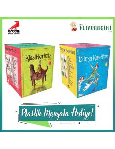 Erdem Yayınları Türk ve Dünya Klasikleri Kampanyalı Set (50 Kitap)