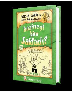 Genç Hayat Yayınları Sessiz Sakin'in Gürültülü Maceraları 5 - Hazineyi Kim Sakladı?