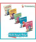 Martı Yayınları Bilimin Devleri Serisi Kampanyalı Tam Set (5 Kitap)