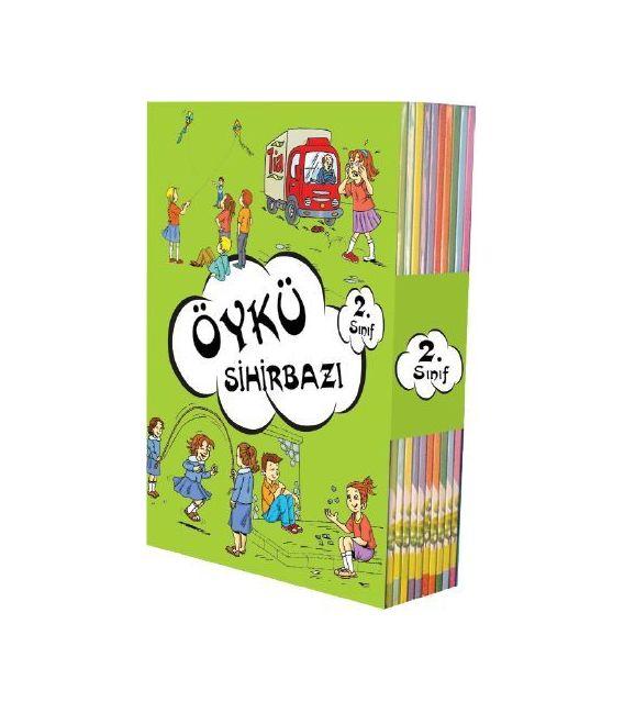 Yuva Yayınları 2. Sınıf Kampanyalı Hikaye Seti (30 Kitap)