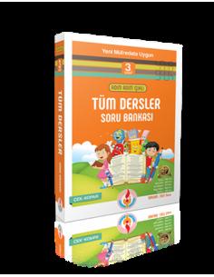 Işıklı Yayınları 3.Sınıf Adım Adım Tüm Dersler Soru Bankası