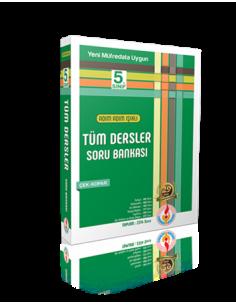 Işıklı Yayınları Adım Adım Işıklı 5.Sınıf Tüm Dersler Soru Bankası