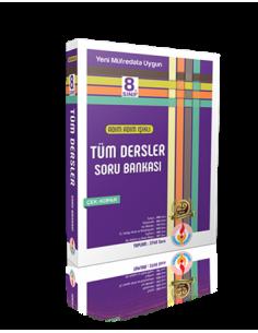 Işıklı Yayınları Adım Adım Işıklı 8.Sınıf Tüm Dersler Soru Bankası