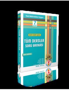 Işıklı Yayınları Adım Adım Işıklı 7.Sınıf Tüm Dersler Soru Bankası
