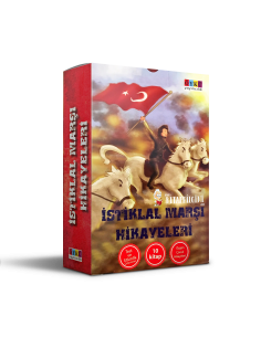 Öykü Yayıncılık İstiklal Marşı Hikayeleri