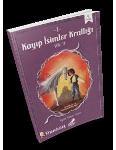 Erdem Yayınları Kayıp İsimler Krallığı 1 Yön-İz