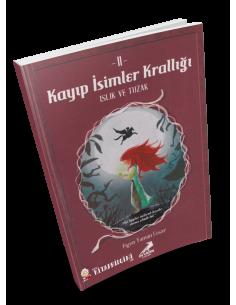 Erdem Yayınları Kayıp İsimler Krallığı 2 Islık ve Tuzak