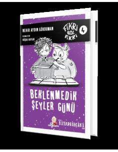 Düş Değirmeni Yayınları Fikri Bol Fikri 4 Beklenmedik Şeyler Günü