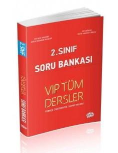 Editör Yayınları 2.Sınıf VIP Tüm Dersler Soru Bankası
