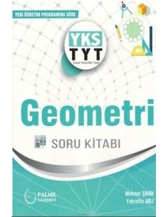 Palme Yayınları YKS TYT Geometri Soru Kitabı
