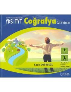 Palme Yayınları YKS TYT Coğrafya Özet Kitabı