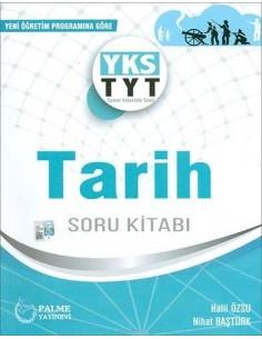 Palme Yayınları YKS TYT Tarih Soru Kitabı