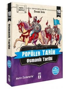 Timaş Popüler Tarih: Osmanlı Tarihi Seti (10 Kitap)