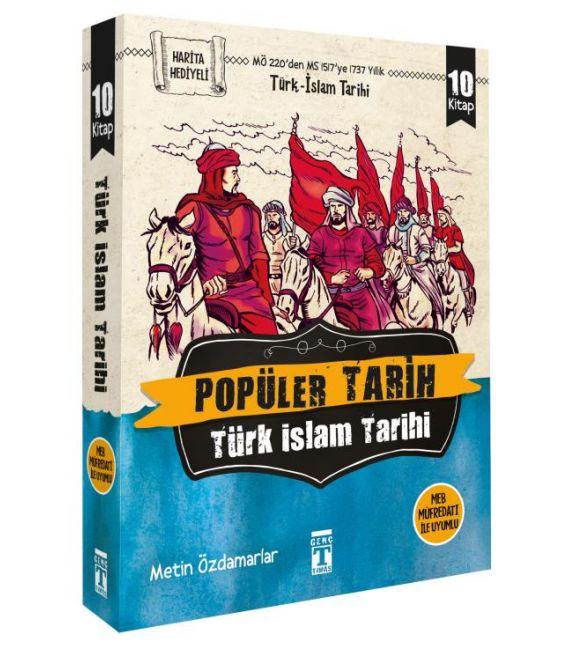 Timaş Popüler Tarih: Türk İslam Tarihi Seti (10 Kitap)
