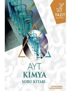 Yazıt Yayınları YKS AYT Kimya Soru Kitabı