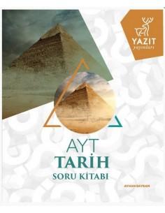 Yazıt Yayınları YKS AYT Tarih Soru Kitabı