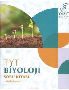 Yazıt Yayınları YKS TYT Biyoloji Soru Kitabı