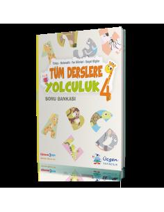 Üçgen Yayınları 4.Sınıf Tüm Derslerle Gelişen Zeka Soru Bankası